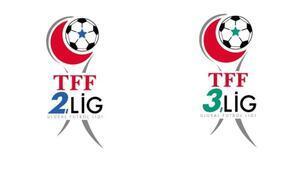 TFF 2. Lig ve TFF 3. Ligde 21. hafta başladı 9 maç...