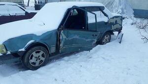 Arıza yapan otomobilini iterken TIRın çarptığı sürücü öldü