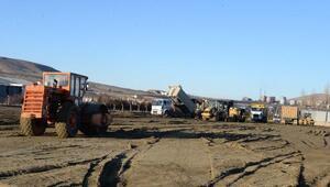 Depremzedeler için bin kapasiteli konteyner kent kuruluyor