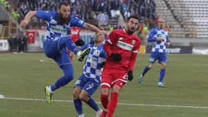Boluspor 1-1 Büyükşehir Belediye Erzurumspor
