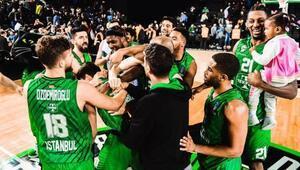 Darüşşafaka Tekfen 88-74 Sigortam.net İTÜ Basket