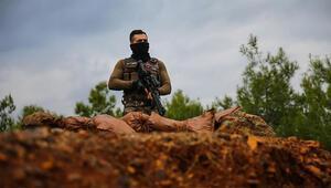 Teröristten PKKnın sözde Amanos yapılanması itirafı