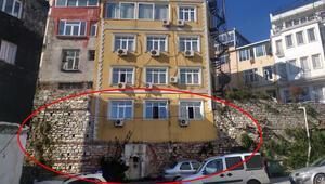 İstanbulda şaşkına çeviren otel Sur kalıntılarının üstüne yapmışlar...