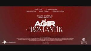 """Onur Tuna ve Tuvana Türkay'ın başrolü paylaştığı """"Ağır Romantik""""in fragmanı yayınlandı"""