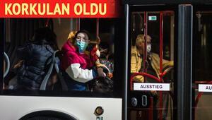 Tahliye edilen 2 kişide koronavirüs çıktı