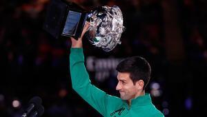 Son Dakika Avustralyada şampiyon Djokovic