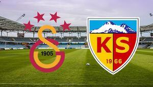 Galatasaray Hes Kablo Kayserispor maçı ne zaman saat kaçta hangi kanalda