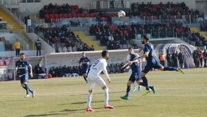 Afjet Afyonspor - Sarıyer: 0-1