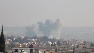 İdlibde rejim saldırısı: 3 ölü