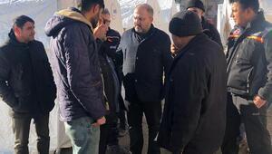 AK Parti Tekten Alevi köylerine yardım yapılmadığı iddialarına tepki