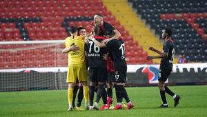 Gaziantep FK 5-1 Sivasspor (Maç Özeti)