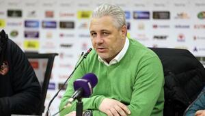 Gaziantep FK - Demir Grup Sivasspor maçının ardından