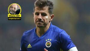 Emre Belözoğlu maç sonu Obi Mikel ile yaşananları anlattı