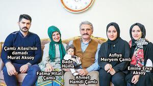 Çamlı Ailesi'nin evinde 'Yeliz' esprisi: Evde başka kadın  ismi istemiyorum