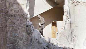 El Bab'a hava saldırısı