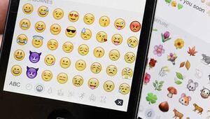 Telefonlarda kullandığınız emojiler değişiyor Bakın neler geliyor