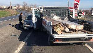 Son dakika haberler: Tekirdağda trafik kazası: 5 yaralı