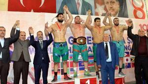 Şalvar Güreşinde dünya şampiyonu Türkiye oldu