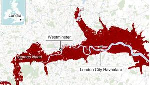 Son dakika haberler: Dünyayı korkutan manzara: Tehlikenin rengi kırmızı
