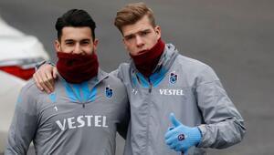 Trabzonspor Uğurcan ve Sörloth ile güldü