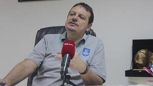 Ergin Ataman: Larkini Hırvatistan da istedi; O, Türkiyeyi seçti