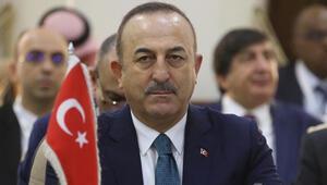 Bakan Çavuşoğlu: Barış değil, ilhak planıdır