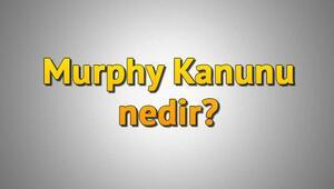 Murphy Kanunu nedir