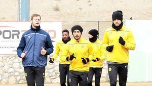BtcTurk Yeni Malatyaspor, MKE Ankaragücü maçı hazırlıklarına başladı
