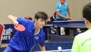 Yavuz Kocaömer 3üncü Masa Tenisi Türkiye Şampiyonası başladı