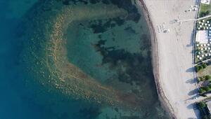 Kuzey Egede kalıntıları ortaya çıkan liman bin yıl aralıksız kullanılmış
