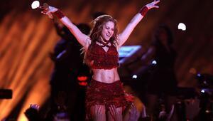 Shakira'nın Super Bowl Sahne Kostümleri