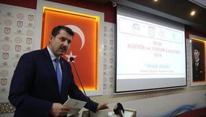 Sivasta Kültür ve Turizm Çalıştayı