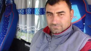İdlibdeki saldırıda TIR şoförü İsmail Akatay şehit oldu