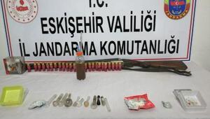 Eskişehir'de uyuşturucu operasyonu: 14 gözaltı