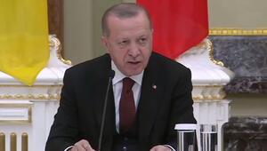 Son dakika haberi... Erdoğandan İdlib açıklaması: Gerek hava gerek kara olmak üzere gerekeni yapıyoruz