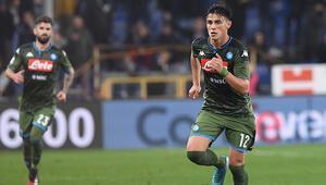 Sampdoria 2-4 Napoli(Eljif Elmas gol attı)