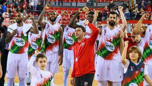 Pınar Karşıyaka, FIBA Avrupa Kupasında Bahçeşehir Kolejini konuk edecek