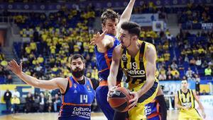 Fenerbahçe Beko, THY Avrupa Liginde Rusyada Zenitle karşılaşacak