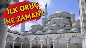 2020 Ramazan başlangıcı merak konusu oldu - Ramazan Bayramı ne zaman