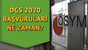DGS 2020 ne zaman DGS başvuru kılavuzu yayımlandı mı