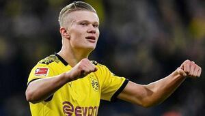 Haalanddan Avrupanın yıldız futbolcularını kıskandıran performans