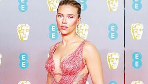 Scarlett için son ümidim Oscar töreni (SCARLETT JOHANSSON)