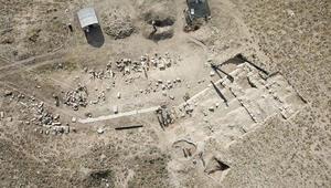 Antik kent Apameiadaki çalışmalar sürüyor