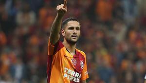 Galatasarayın kamp kadrosu belli oldu Andone...