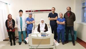 Şanlıurfada 2 kalp hastası, ameliyatla sağlık buldu