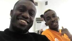 Son dakika   Mbaye Diagne Galatasaray için Floryada