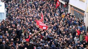 Şehit Uzman Onbaşı Gökhan Orhan son yolculuğuna uğurlandı