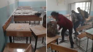 Son dakika… MSB: PKK Afrin'de iki okul ve bir camiye saldırdı
