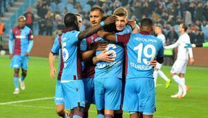 Son dakika | Trabzonspor kupada Erzurumspora gol yağdırdı