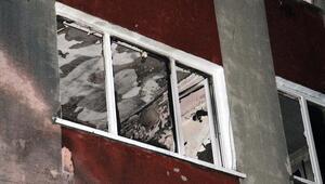 Ankarada apartmanda yangın: 2si çocuk, 4 kişi dumandan etkilendi